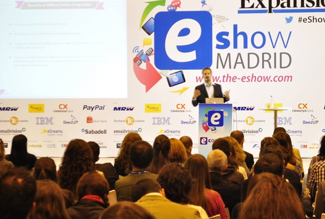 eShow Madrid 2015, la veterana cita con las últimas tendencias digitales