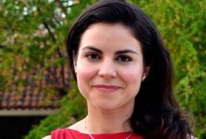 Adriana M. Valencia, especialista en la División de Energía del BID