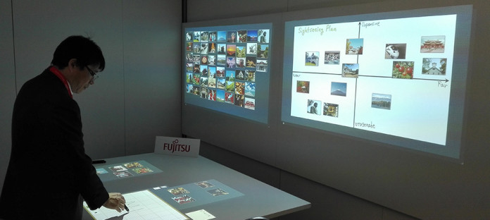 Fujitsu Mobile World Congress