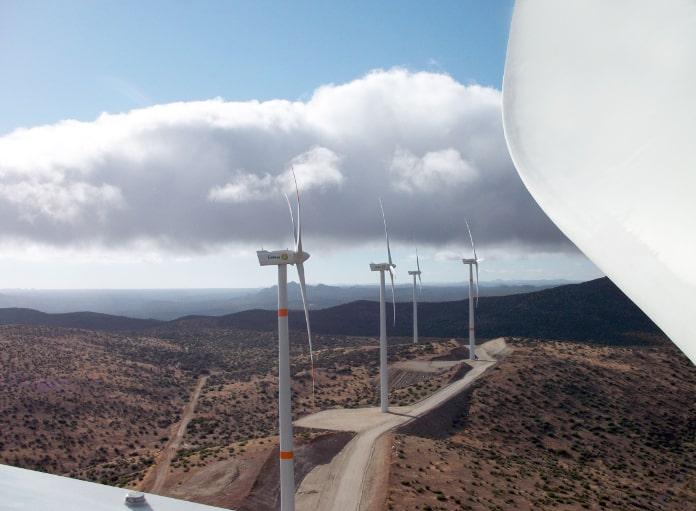 Gamesa cierra un nuevo contrato en México para el suministro de 200 MW