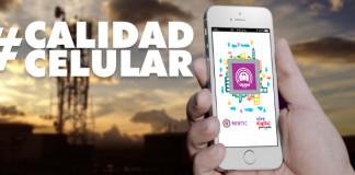 Calidad Celular, una aplicación para mejorar el servicio de telefonía móvil en Colombia
