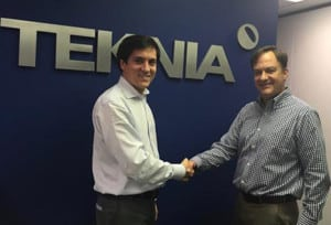 Teknia USA nombra a Robert Ward como Business Development Representative del grupo