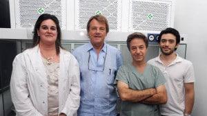 Investigadores de la Unsam trasplantan células de cerdo en pacientes con diabetes