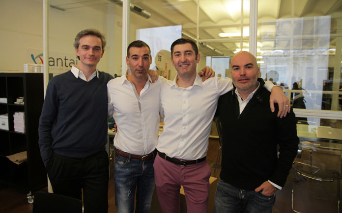 CornerJob founders