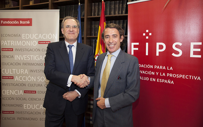 Jose María Arias Mosquera y Alfonso Beltrán