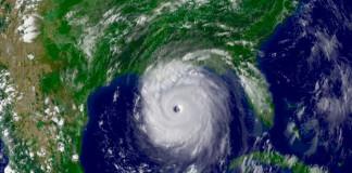 Imagen del huracán Katrina tomada el 28 de agosto de 2005. / NOAA