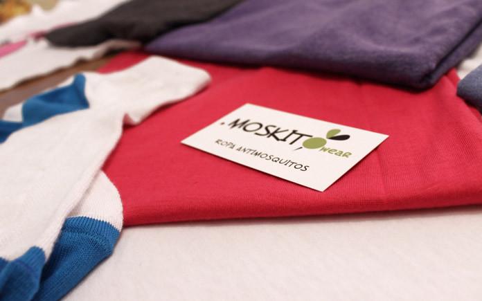 ropa antimosquitos Detalle