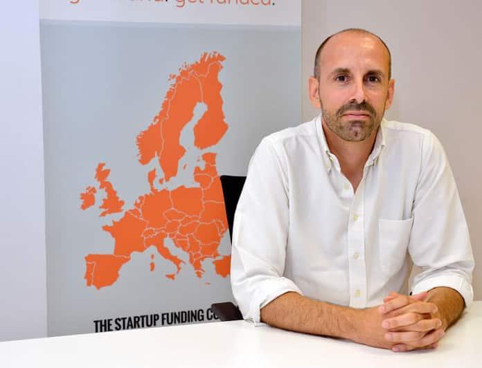 Javier Megias, CEO y cofundador de Startupxplore