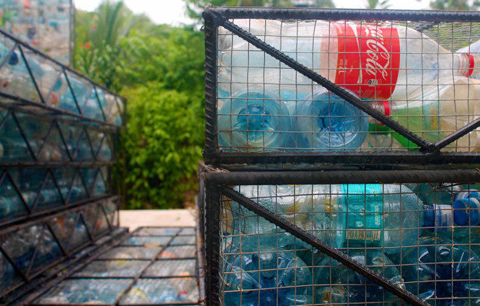 The Plastic Bottle Village, una comunidad ecoresidencial en Panamá