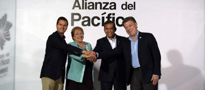 Acuerdo Marco de la Alianza del Pacífico