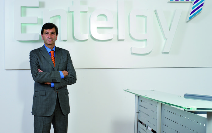 director general del Grupo Entelgy.