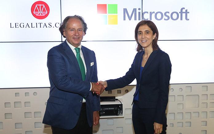 Microsoft Ibérica Legálitas