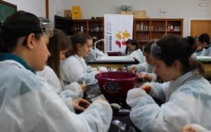 Fundación Repsol Talleres Científicos