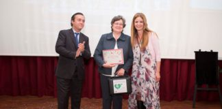 Entrega del premio Mimokids