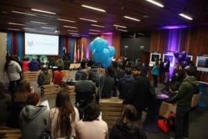 Presentación de la quinta edición de Jump Chile