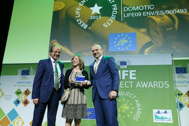 Un proyecto español para ahorrar energía y luchar contra el cambio climático, premiado por la UE
