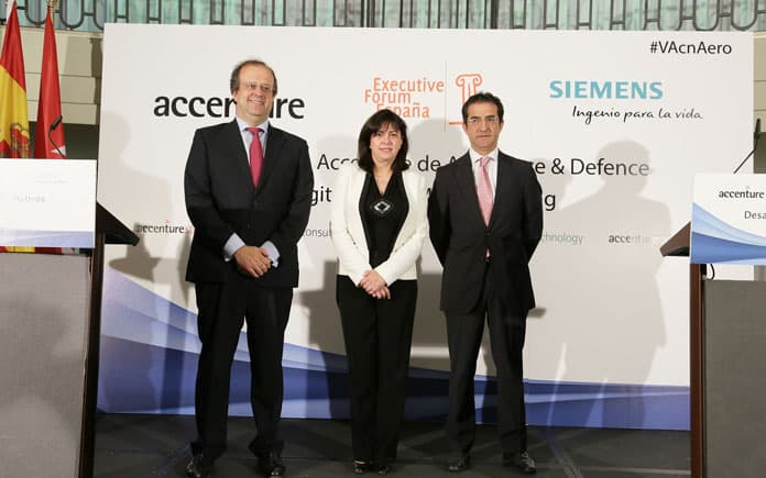 V Encuentro Accenture Aerospace & Defence - Digital Smart Manufacturing