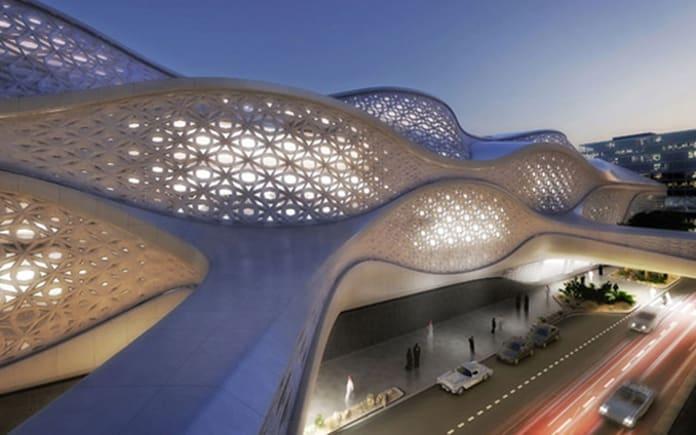 FCC metro de Riad