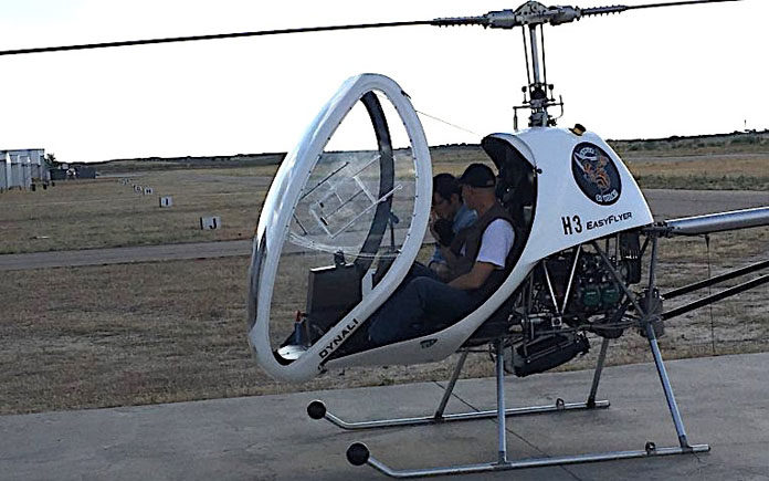 Helicoptero Dynali H3