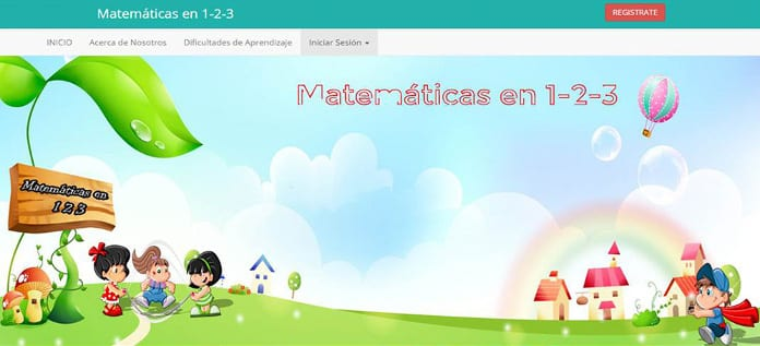 Universitarios de Colombia trabajan en una plataforma web para niños con discalculia