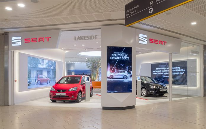 SEAT Store
