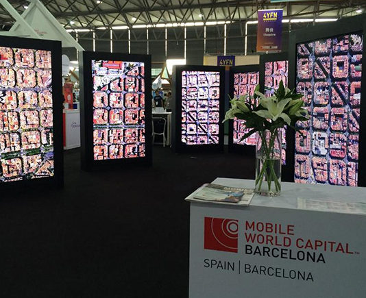 Mobile World Capital Barcelona Identidad digital