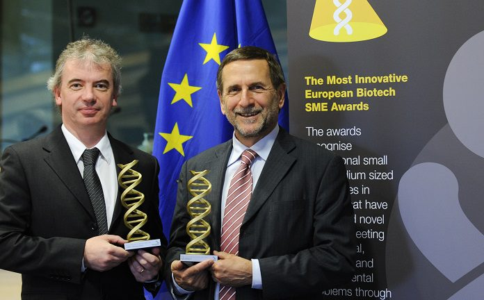 Most Innovative European Biotech SME Awards