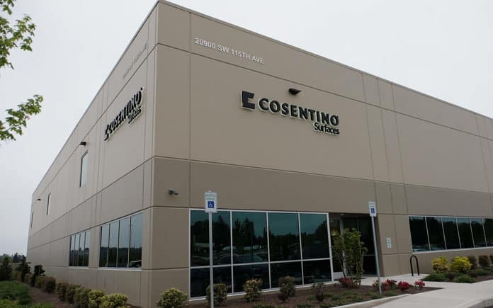 Cosentino Center en Portland, EEUU
