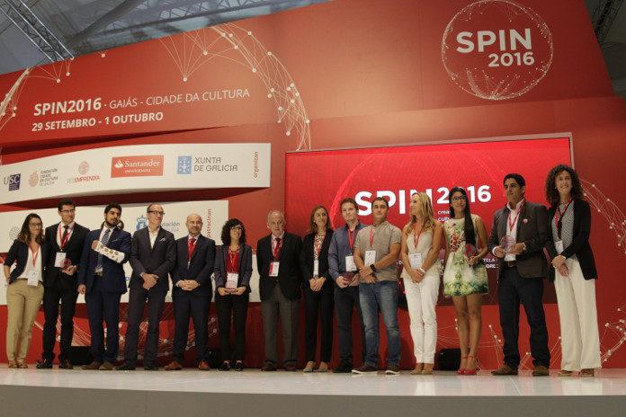 Emprendedores premiados en Model2Market #Spin2016