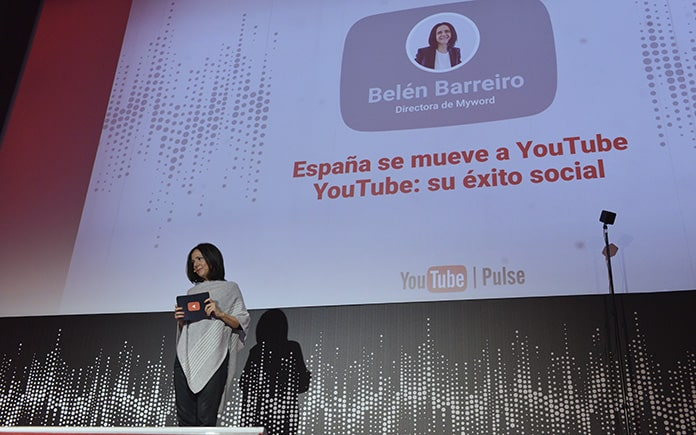 YouTube España mercado