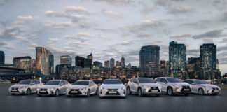 Lexus Business Plus