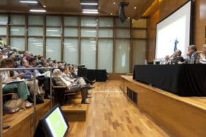 Momento del simposio Bioeconomía Argentina 2016