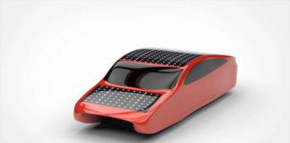 El primer coche solar chileno de cuatro puertas