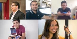 Innovadores menores de 35 Perú 2016