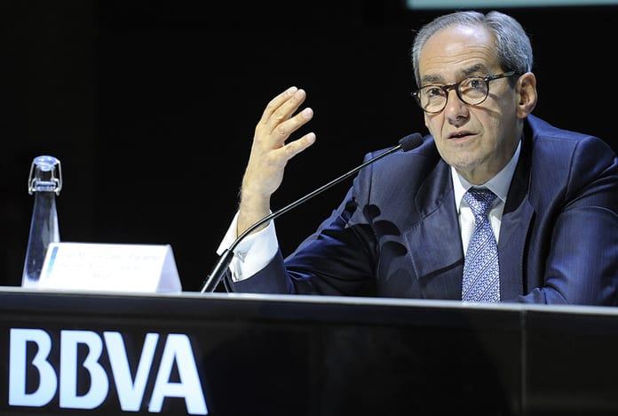 José Manuel González-Páramo, consejero ejecutivo de BBVA
