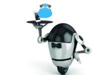 Alfred robot mayordomo