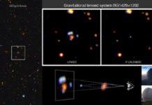 IAC galaxia brillante