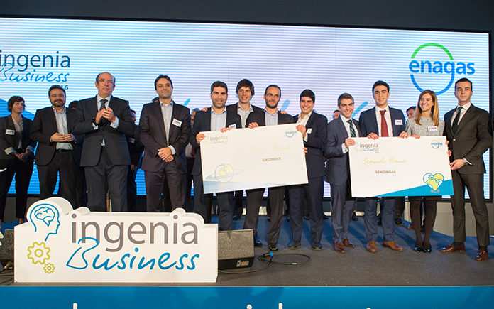 Ingenia Business Enagás