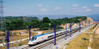 Renfe Connecting Europe Facility