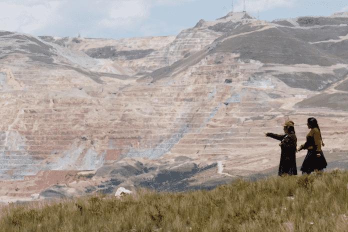 Impactos de la minería en Perú