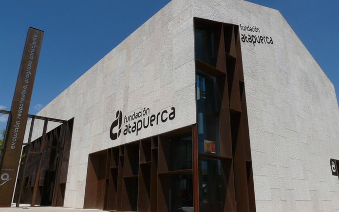 Sede Fundación Atapuerca. Autor: Fundación Atapuerca