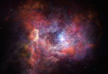 galaxia lejana IAC
