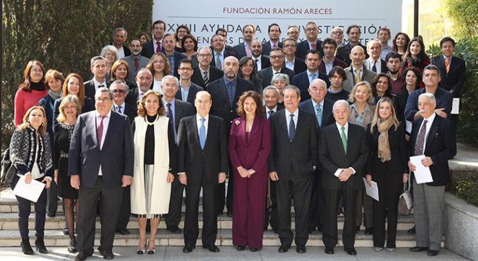 Fundación Ramón Areces 50 proyectos
