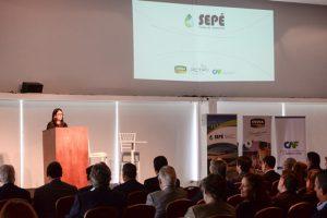 Apertura del Centro de Innovación y Gestión Tecnológica Aplicada de la Industria Oleaginosa (SEPÉ)