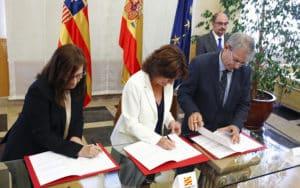 Gas Natural Gobierno de Aragón pobreza energética
