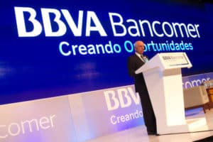Francisco González en la reunión anual de consejeros regionales de BBVA Bancomer