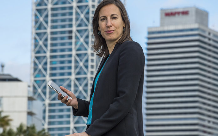 Leyre Olavarria, responsable de Connected Car en SEAT