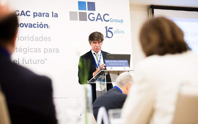 Octavi Quintana problemas innovación Europa