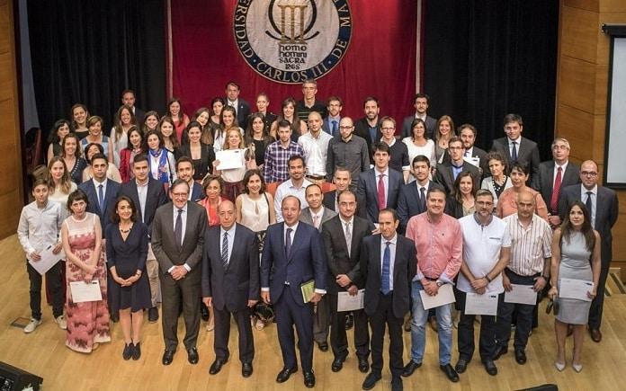 Premios UC3M Santander Airbus