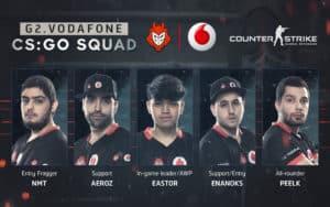 G2Esports Vodafone